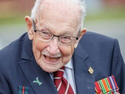 Captain Sir Tom Moore 'not very scared' of Japanese during WW2