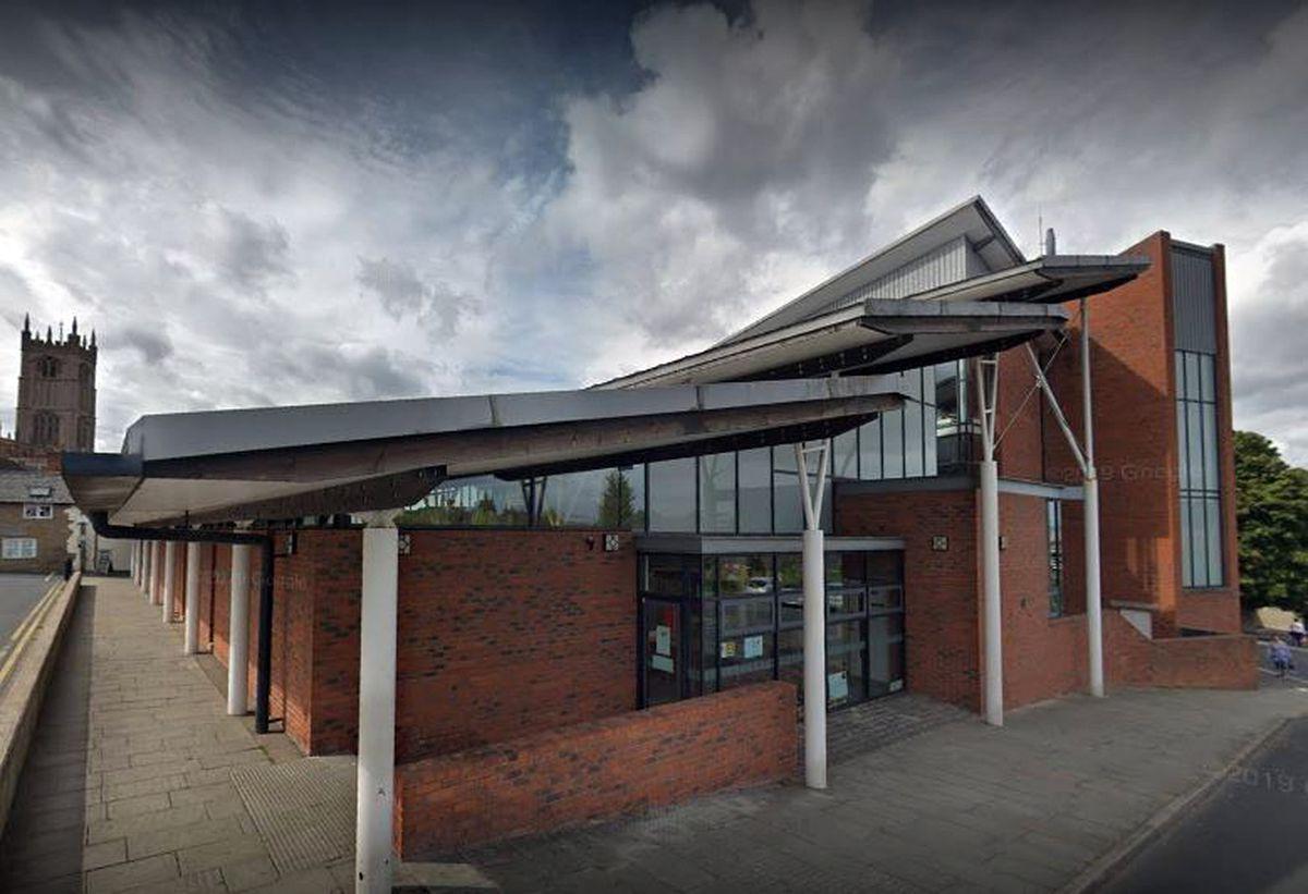 Ludlow Library. Photo: Google StreetView.
