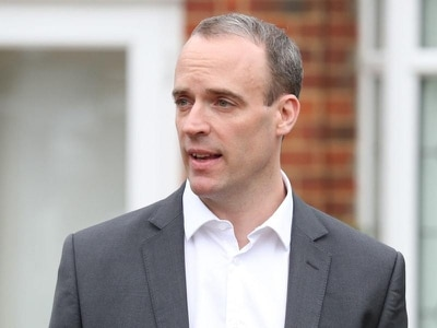 Raab accuses PM of failing to stand up to 'Brexit bullies' in Brussels