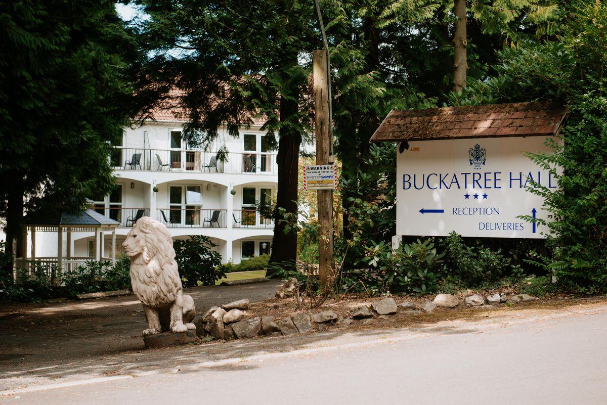 The Buckatree Hall Hotel near Wellington