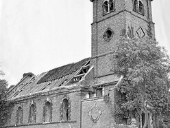 The ghost that made a landmark Shropshire church change direction
