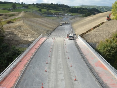 Newtown Bypass work will be on time says minister