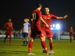 Telford get home tie in FA Trophy