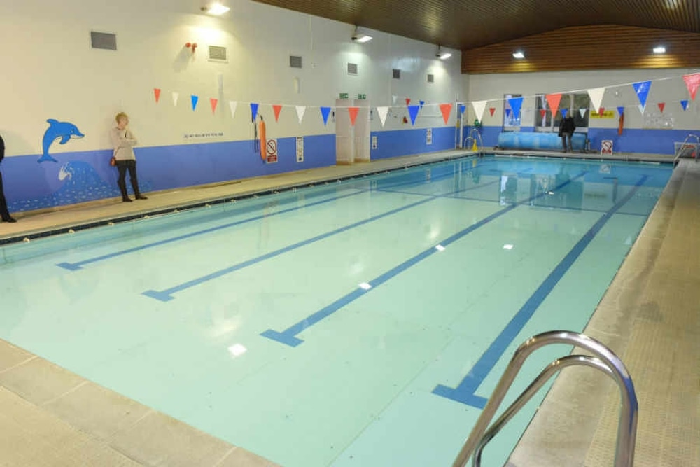 friends get green light for 100 000 gym at wem swimming pool shropshire star