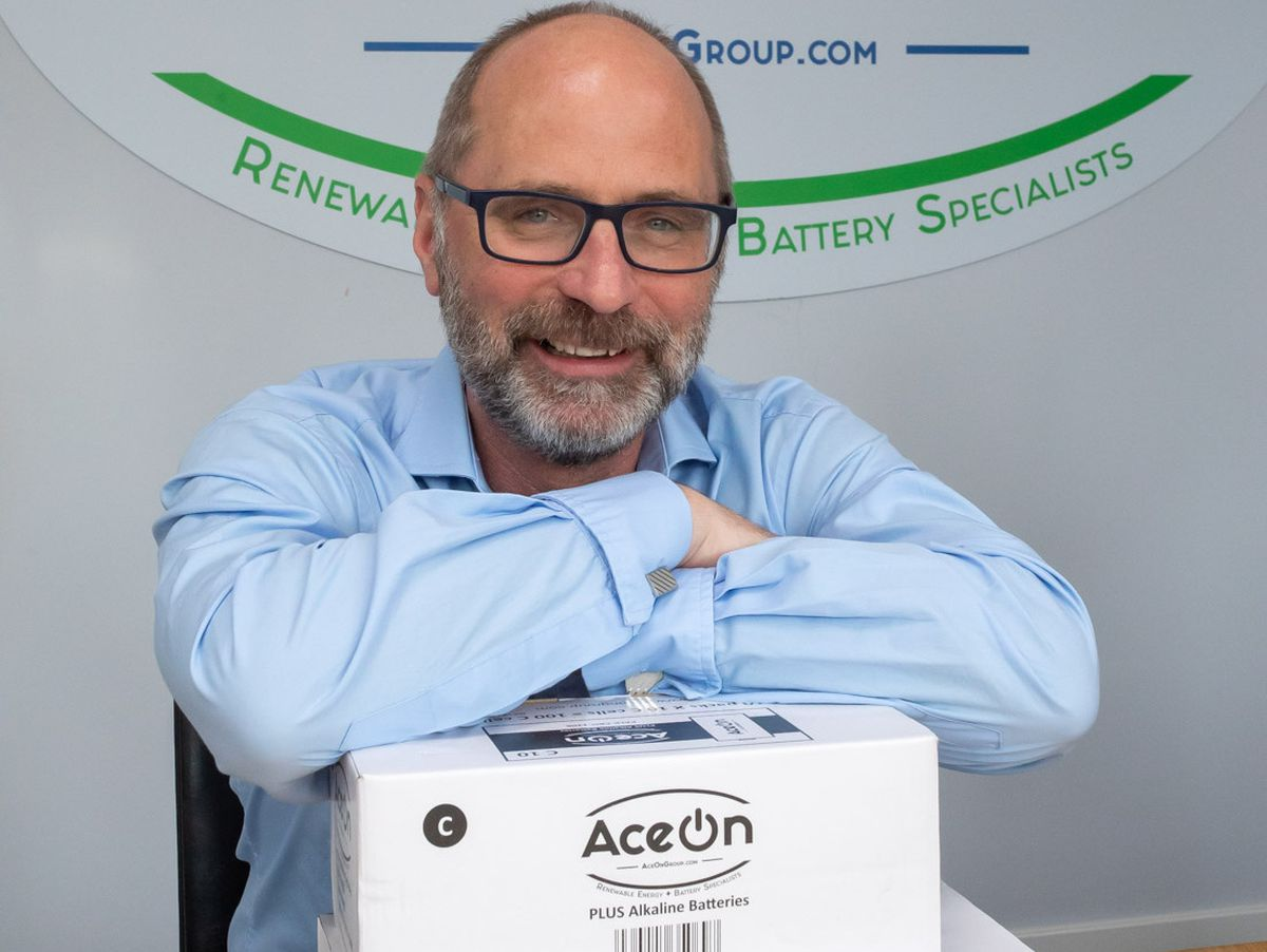 AceOn group managing director Mark Thompson
