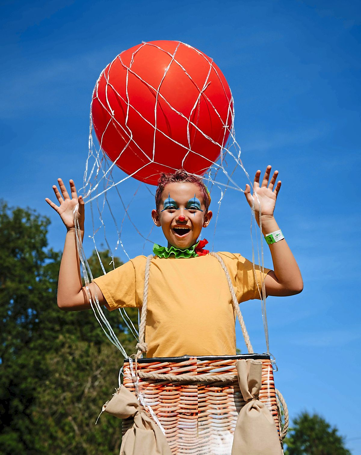 Fun at Oswestry Balloon Carnival