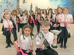 Irish dancing success for Shropshire dance school as they bring home over 300 awards
