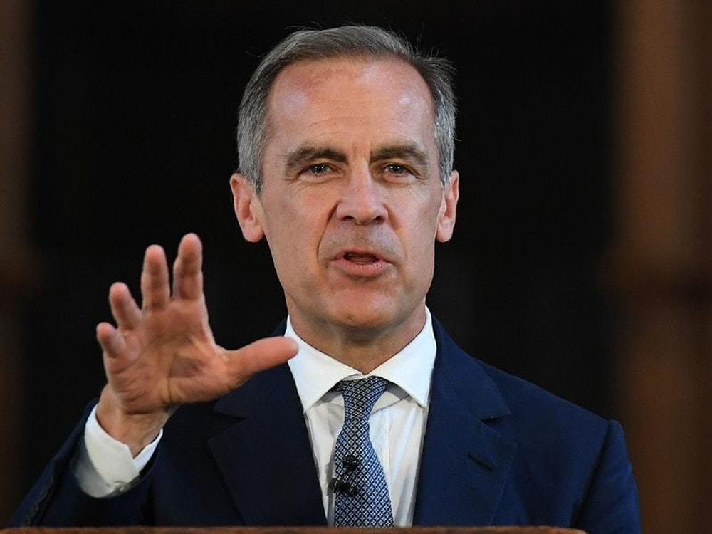 Inflation likely to remain above 2% for next three years: Carney