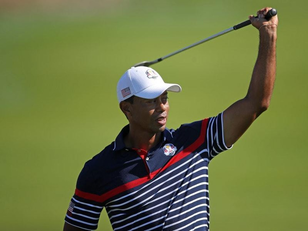Woods ready to go at Players Championship
