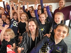 Market Drayton dancers delighted with studio