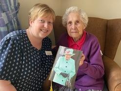 Shropshire grandmother celebrates turning 105