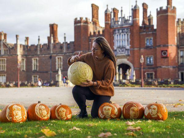 Halloween at Hampton Court Palace