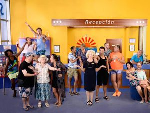 The tenth series of Benidorm is on its way