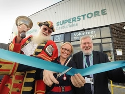 Severn Hospice opens Shropshire's largest charity shop in Shrewsbury - with video and pictures