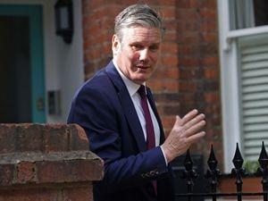 Labour leader Sir Keir Starmer.