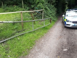 Police hunt 4x4 seen 'tearing up' Telford golf course
