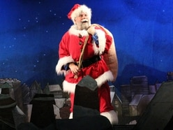 Father Christmas, Birmingham mac - review and pictures