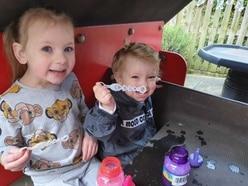 Telford nursery celebrates 25th birthday in lockdown