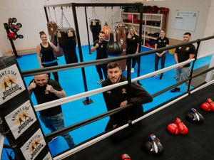 Bright Star Boxing Academy, in Shifnal, impressed judges after expanding its gym and also adding a new classroom