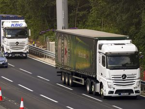 The number of lorry drivers refused licences on medical grounds has risen sharply