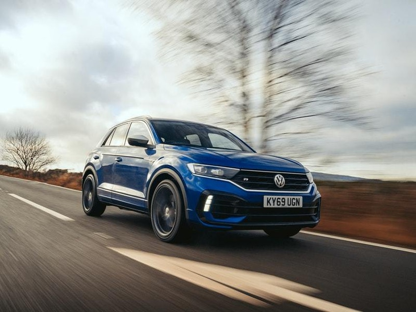 First Drive: Volkswagen's T-Roc R takes performance crossovers to a new level