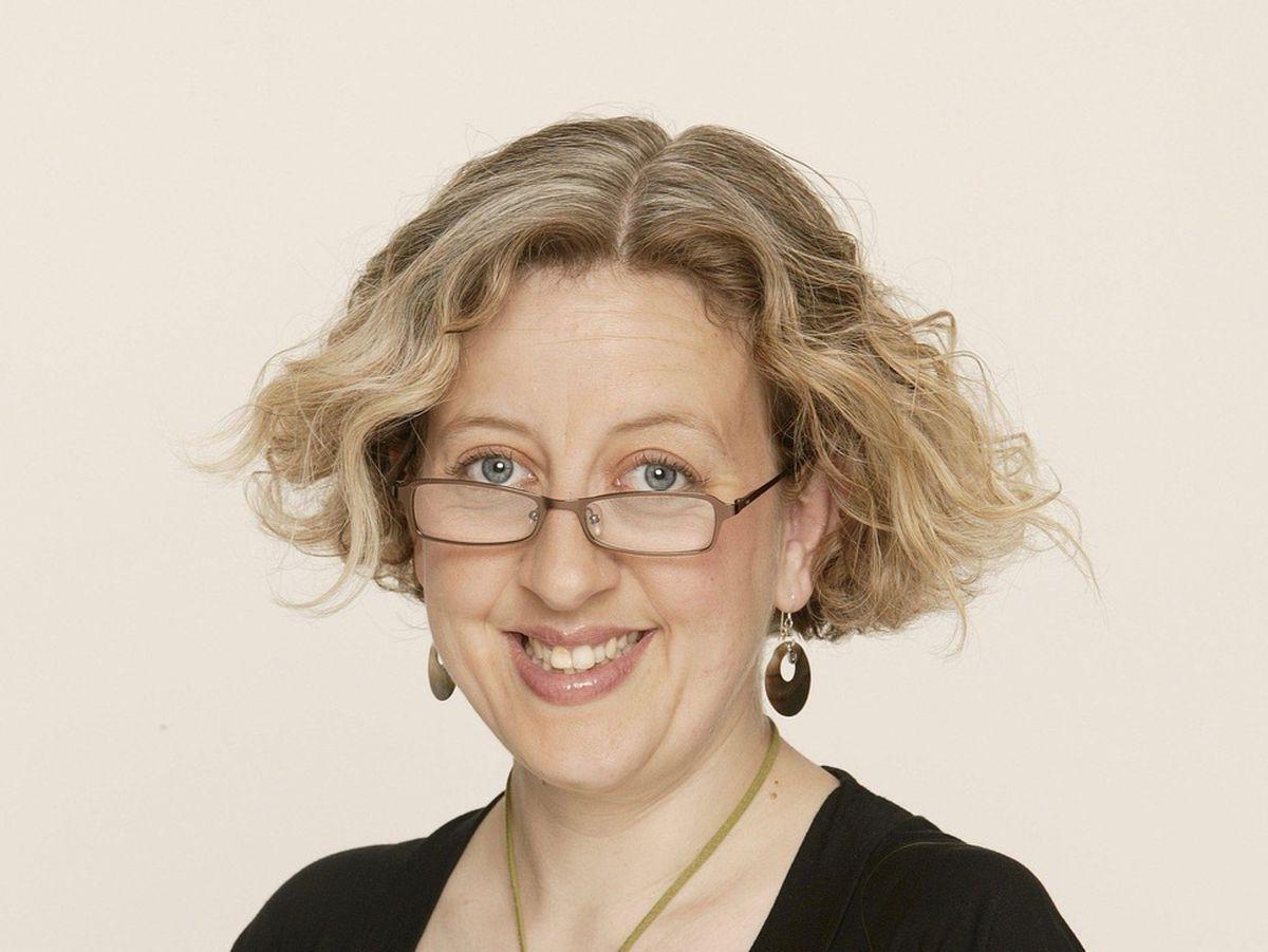 Author Sharon Wright