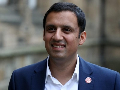 Police probe far-right group's email to Labour MSP Anas Sarwar