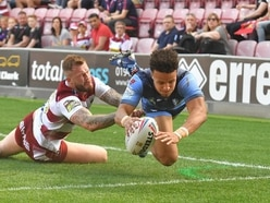 Amazing Grace fires Saints to derby victory