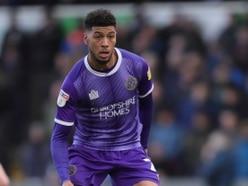 Shrewsbury Town facing a fight for Josh Laurent