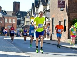 Shrewsbury Half Marathon: Roads closed as runners hit streets