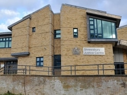 Inmate found guilty of having weapon at Shropshire prison