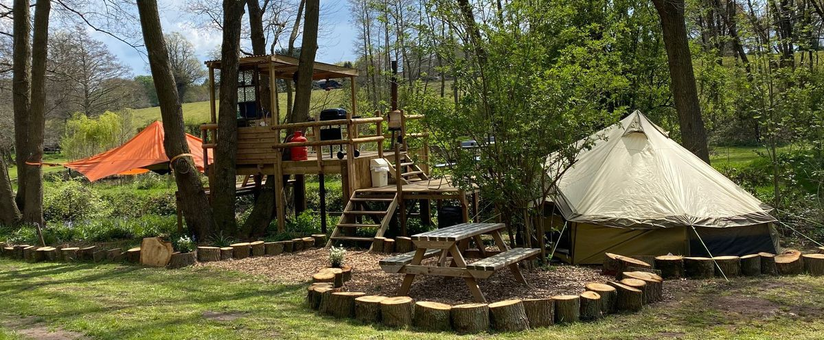Camping festival launches at Colehurst Lake
