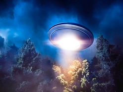 'I have seen a UFO': Police reveal logs of sightings over past three years