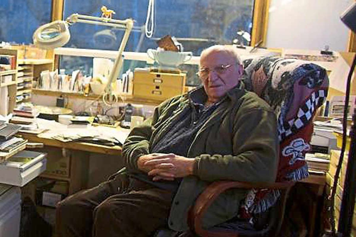 Tributes after death of award-winning film artist from the Shropshire border