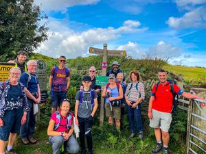 The Walkers at Knighton