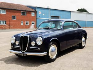The 1954 Lancia Aurelia came third in its class in a virtual global concours that raised more than £30,000 for UNICEF