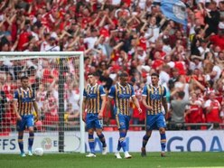 So close! Shrewsbury suffer Wembley heartbreak again in play-off final