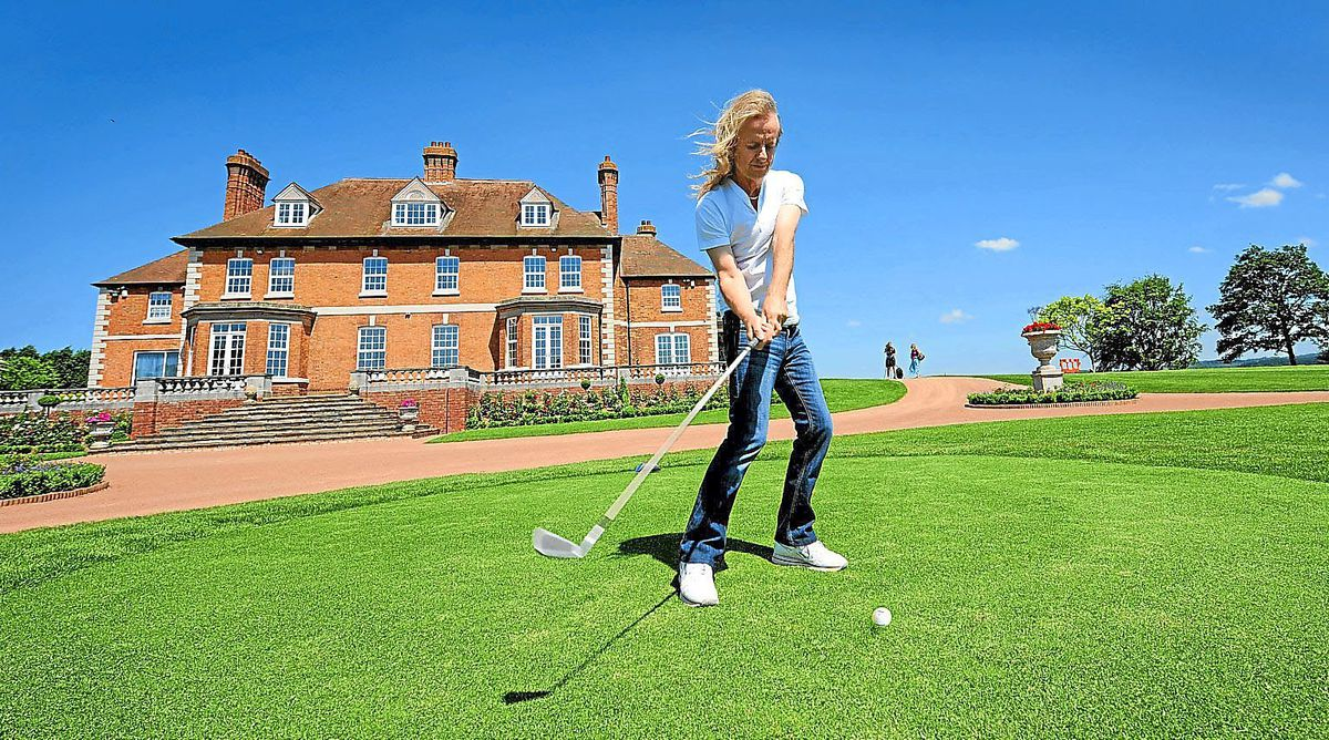 Astbury Hall Estate – once owned by former Judas Priest guitarist KK Downing – will now be turned into a leisure resort
