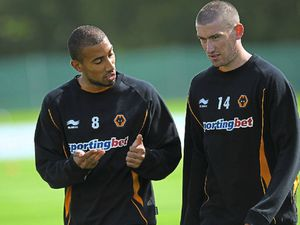 Karl Henry and David Jones formed a partnership on the pitch and a firm friendship off it