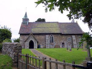 Smethcote church.
