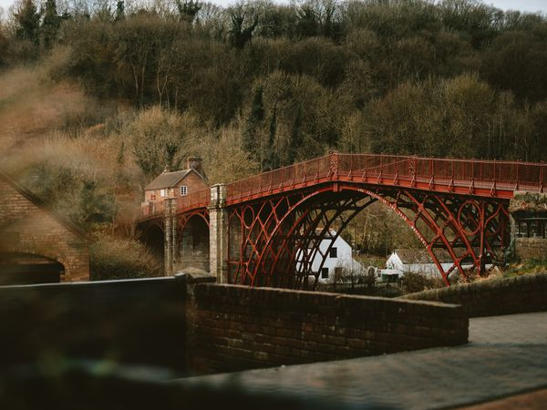 Information about climate change may start to appear in Ironbridge museums