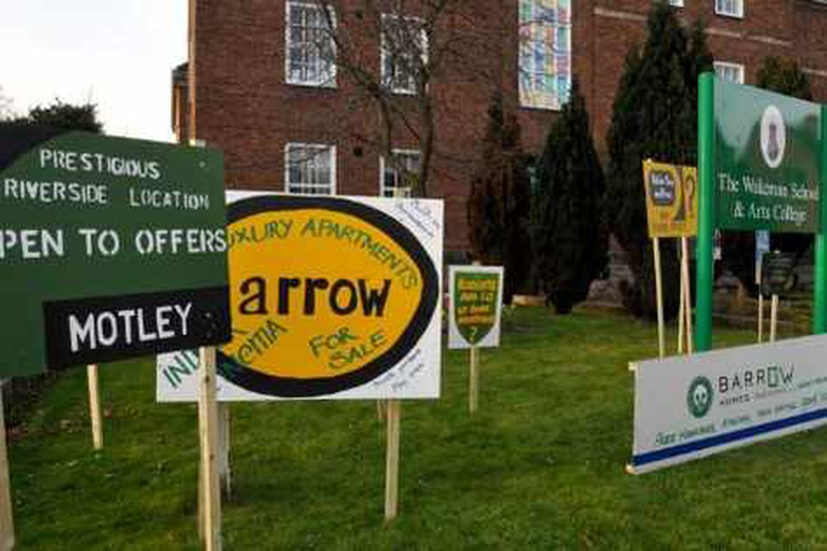 Anger as six Shropshire schools remain under threat of closure