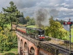 Vital restoration work takes place on Severn Valley Railway