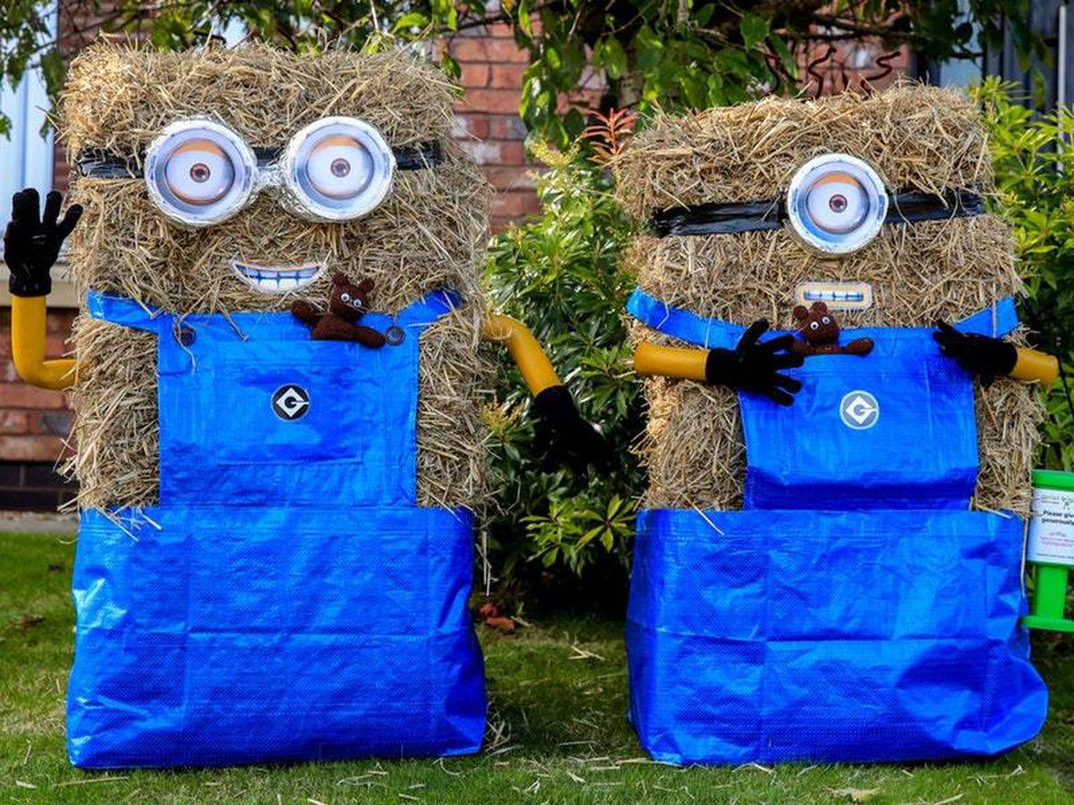 Charnock Richard Scarecrow Festival