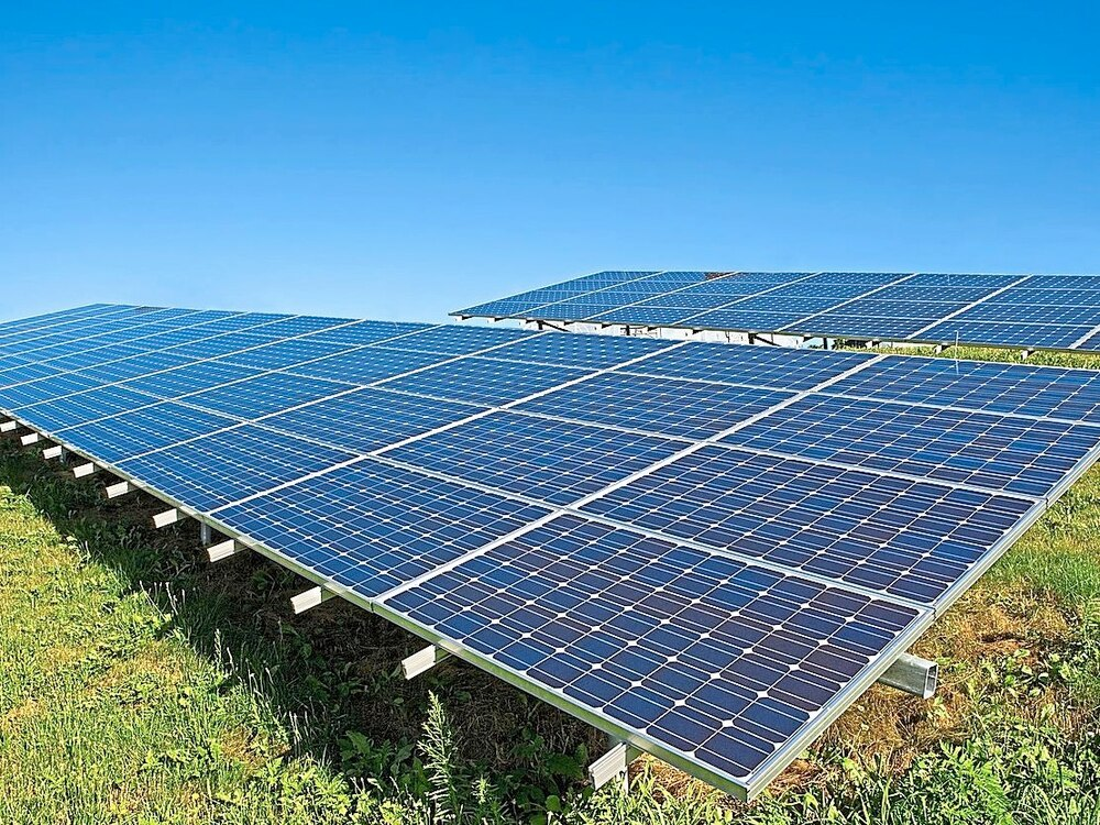 Huge solar farms project for mid wales would be one of for Solar ranch