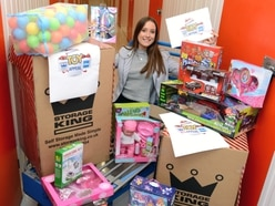 New collection point for Christmas Toy Appeal