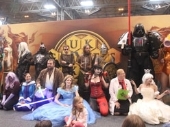 UK Games Expo coming to Birmingham NEC - with pictures