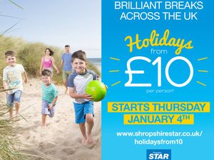 Don't miss out on this amazing offer - in this week's Shropshire Star