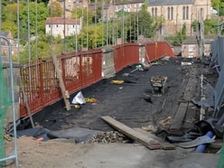 New-look Iron Bridge slowly being revealed - with pictures