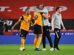 Nuno hails 'amazing' Wolves after Sheffield United win